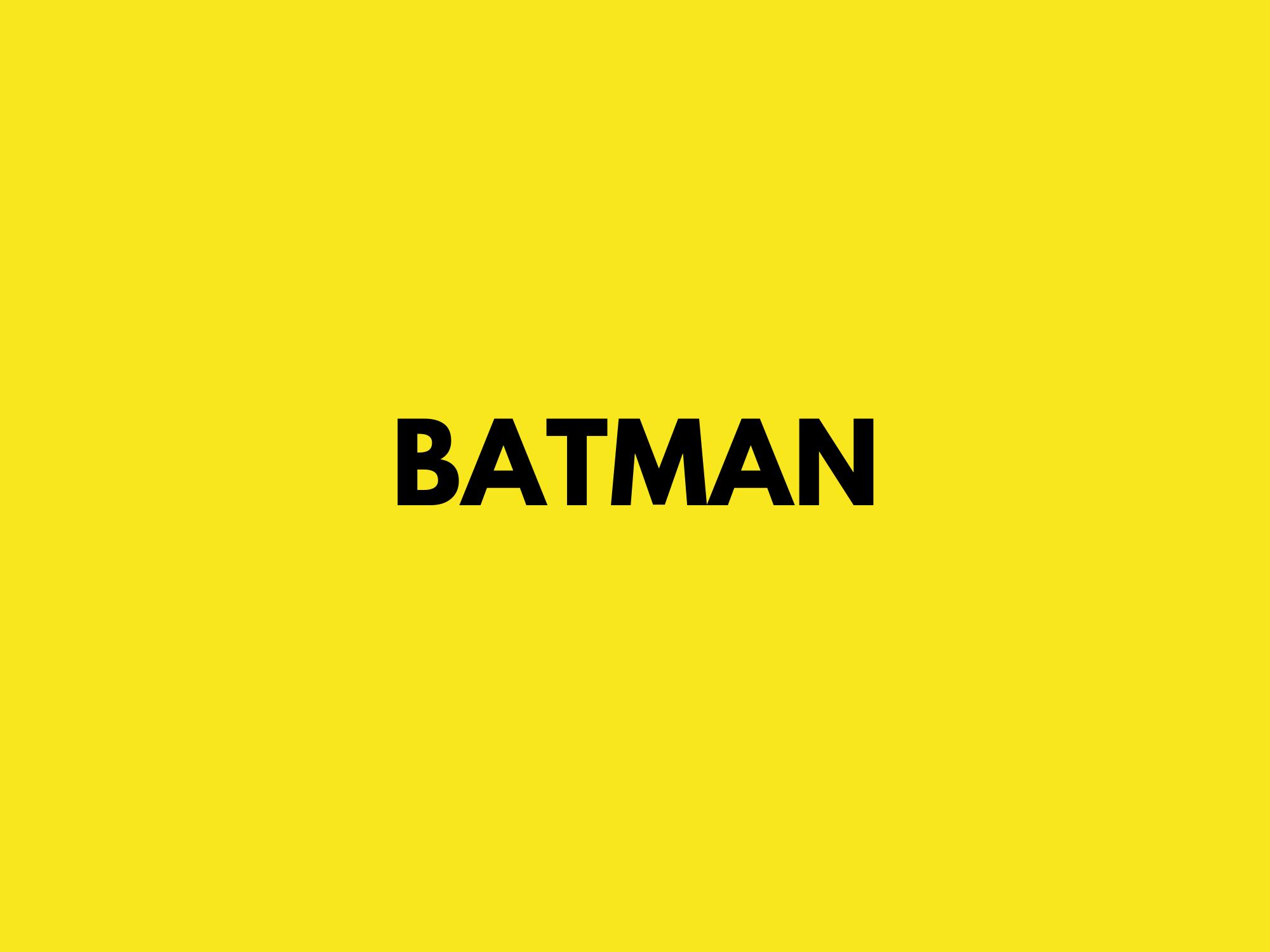 #6. Chaque Batman crée son Joker.